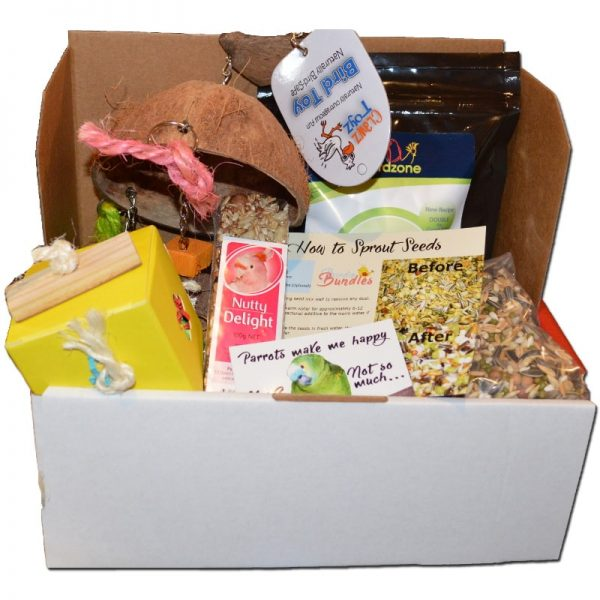 Large Birdie Bundle Box - March 2016